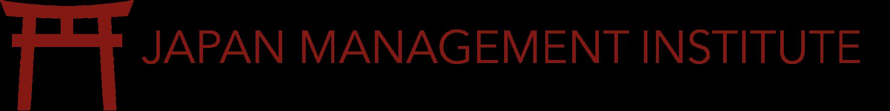 Japan Management Institute Logo